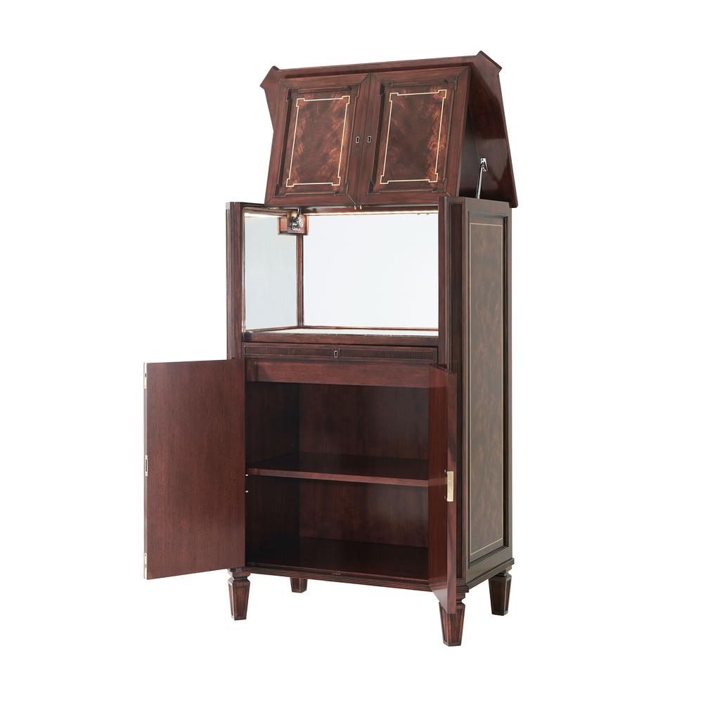 Theodore Alexander - Traveller's Club Bar Cabinet
