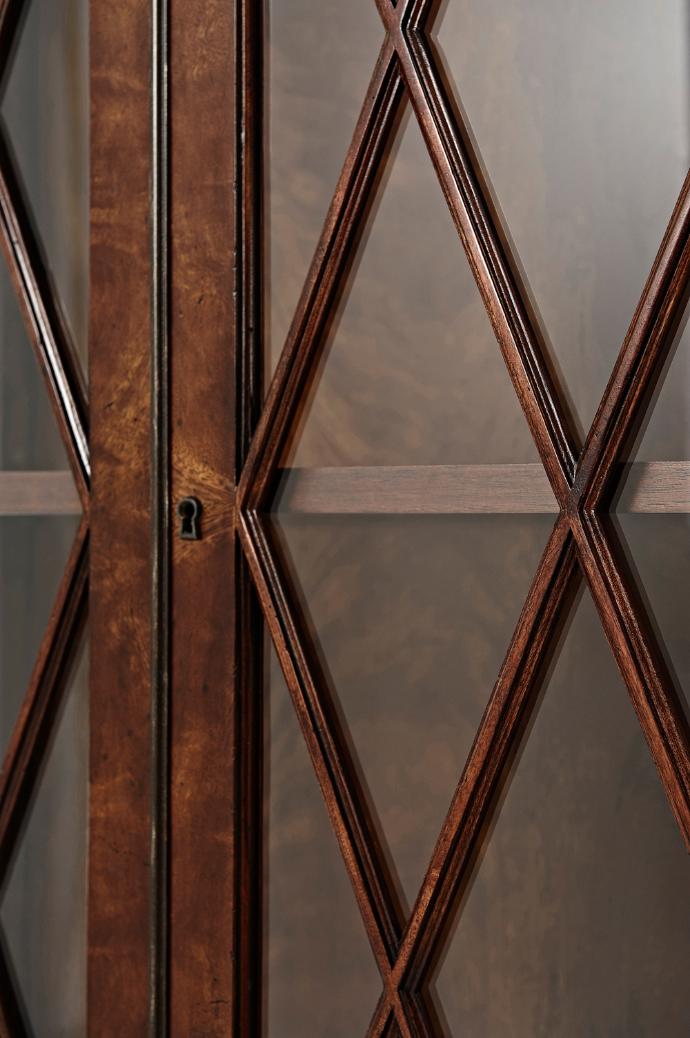 Theodore Alexander - Brooksby Curio Cabinet