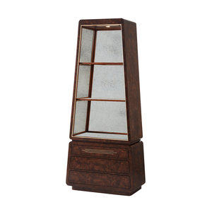 Thumbnail of Theodore Alexander - Grace Tall Display Cabinet of Tapered Form