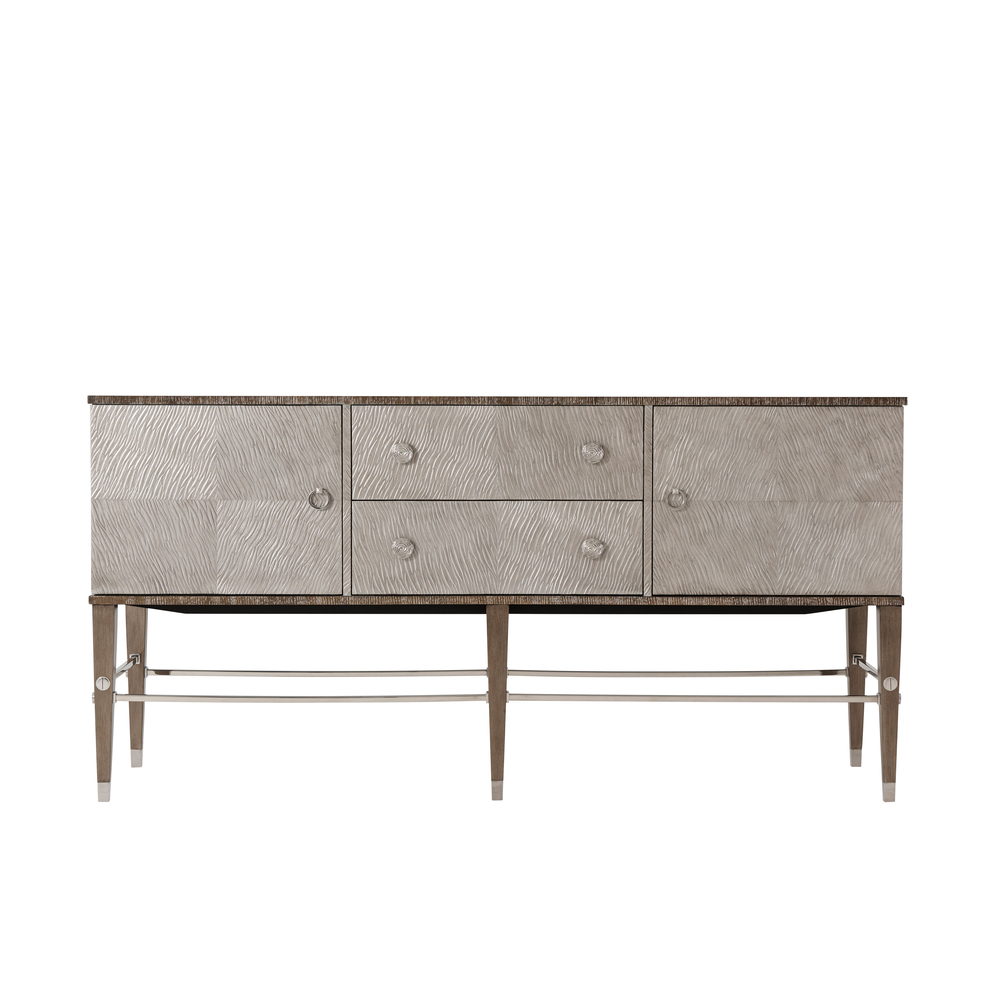 Theodore Alexander - Grayscale Cabinet