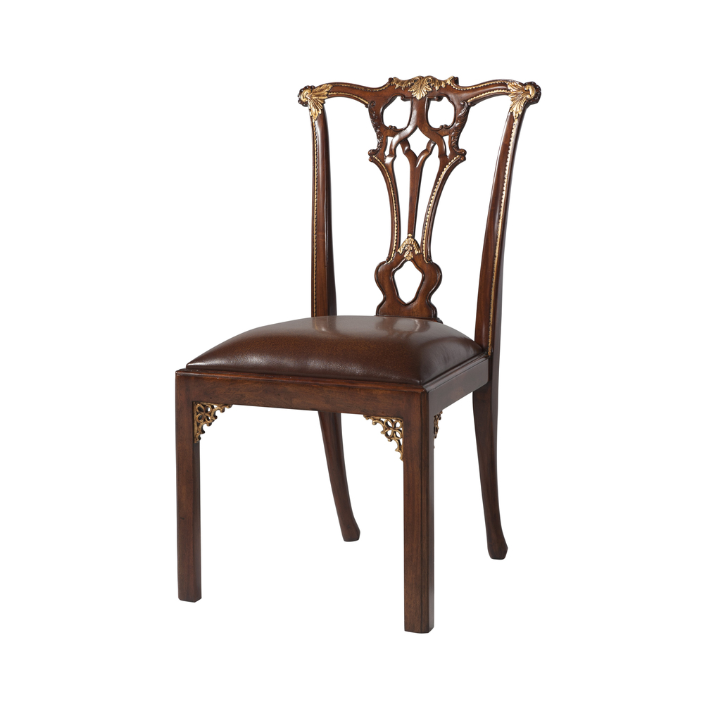 Theodore Alexander - The Chippendale Side Chair