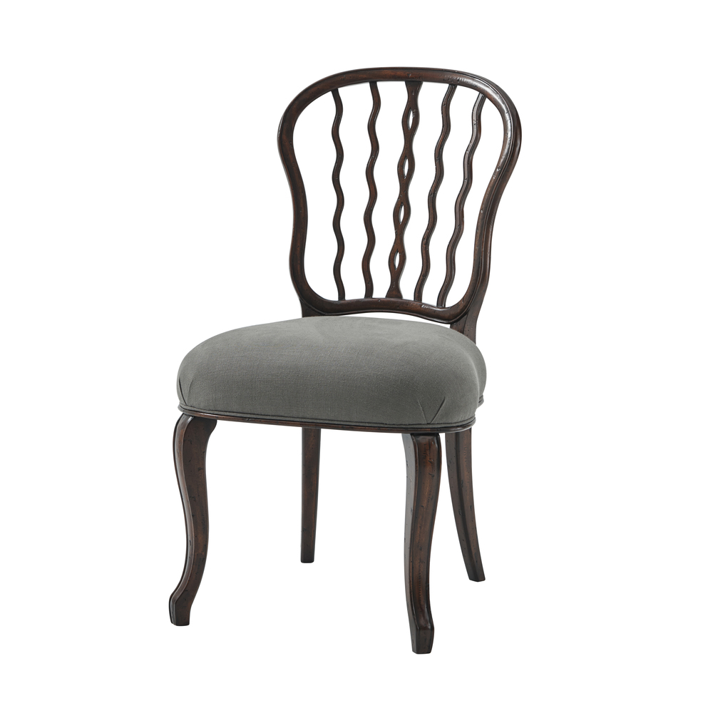 Theodore Alexander - Victory Seddon Side Chair