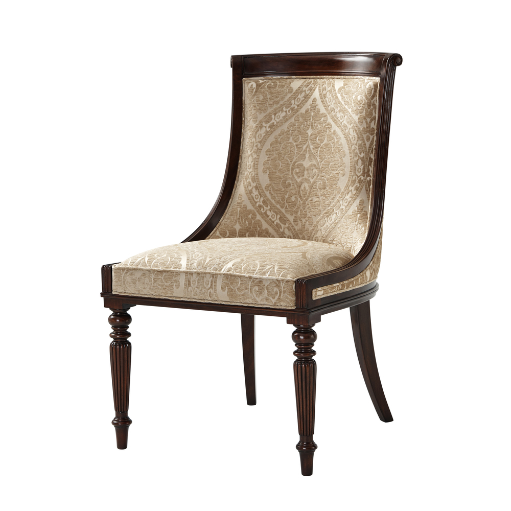 Theodore Alexander - Floris Side Chair