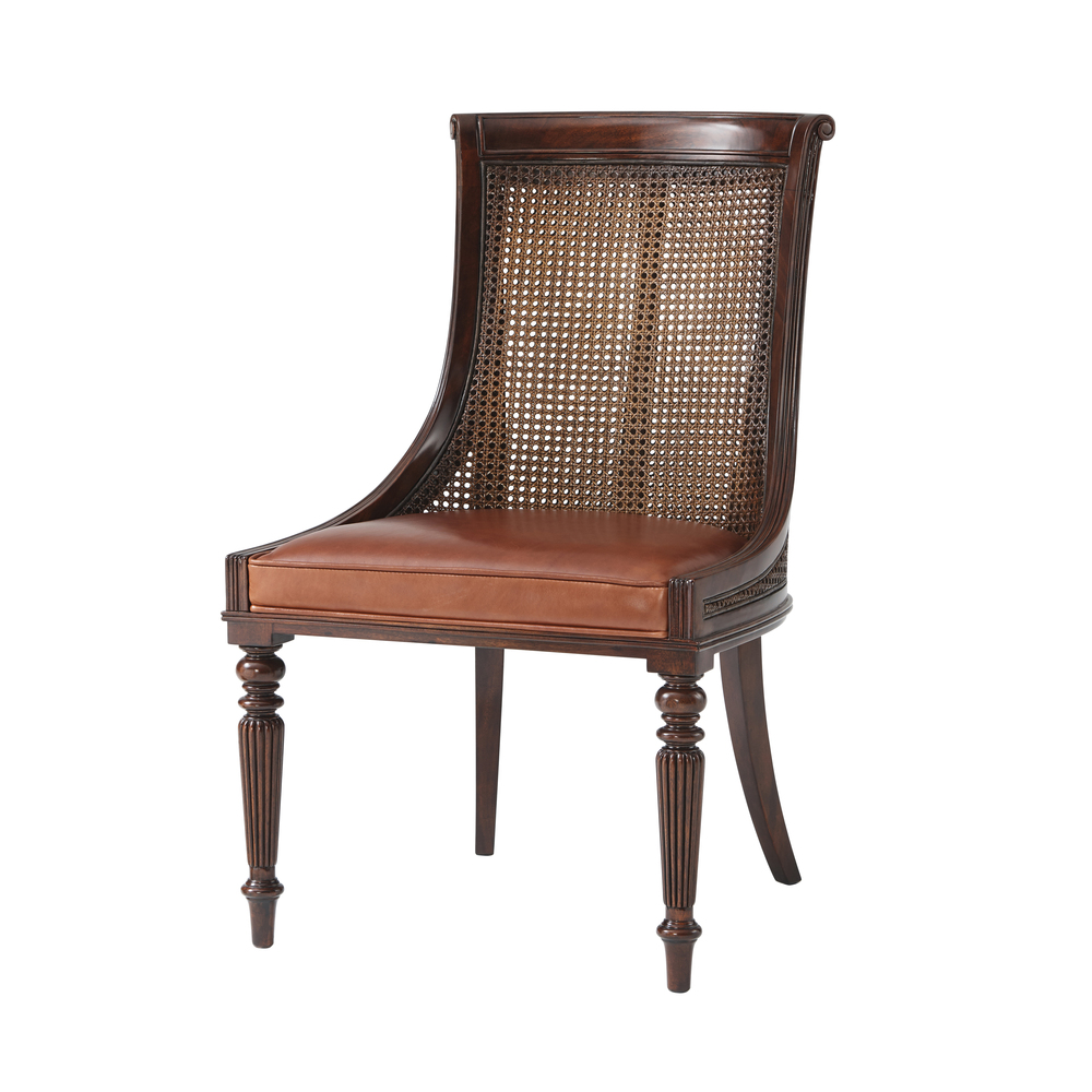 THEODORE ALEXANDER - Dalton Side Chair