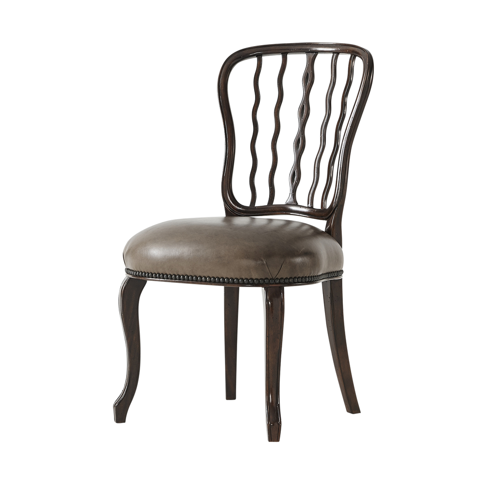 THEODORE ALEXANDER - The Seddon Side Chair