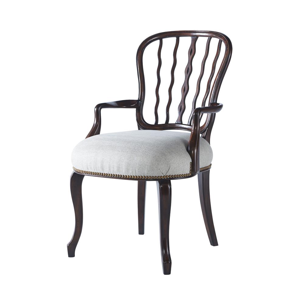 Theodore Alexander - The Seddon Arm Chair