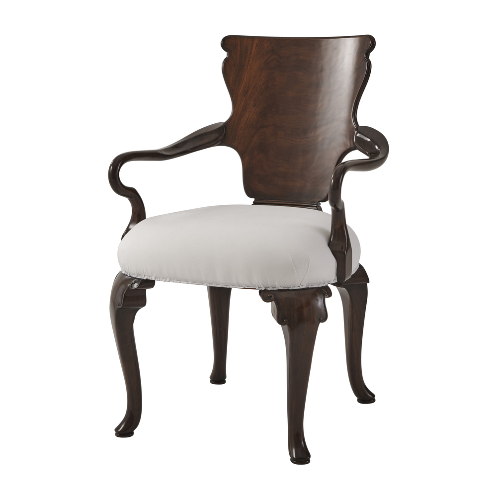 Theodore Alexander - Burney Accent Chair