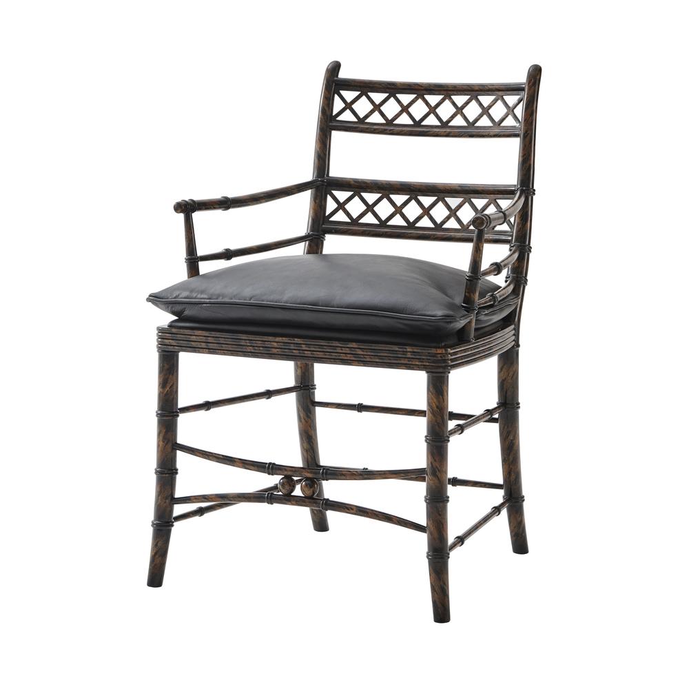 Theodore Alexander - Heyer Accent Chair