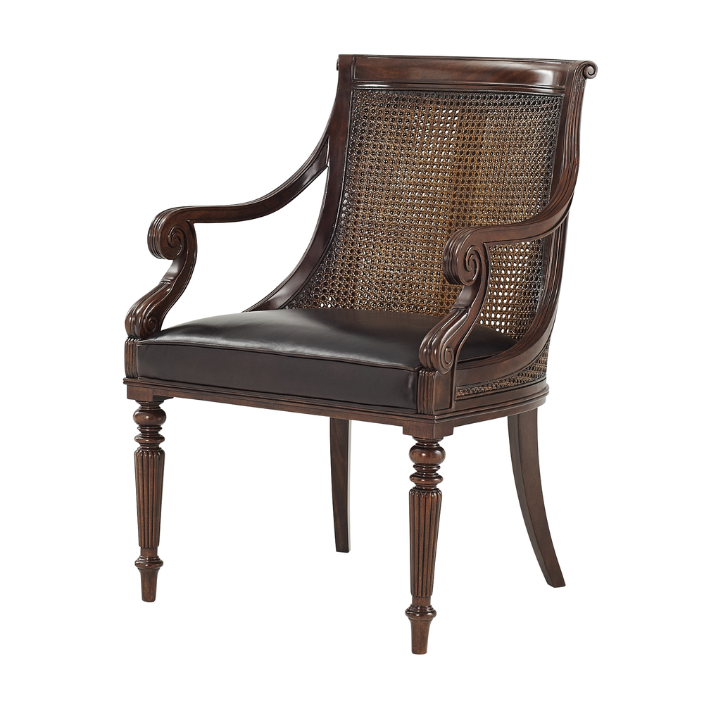 Theodore Alexander - Dalton Arm Chair