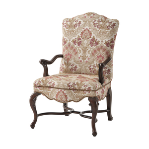 Thumbnail of Theodore Alexander - Cupid's Bow Dining Arm Chair