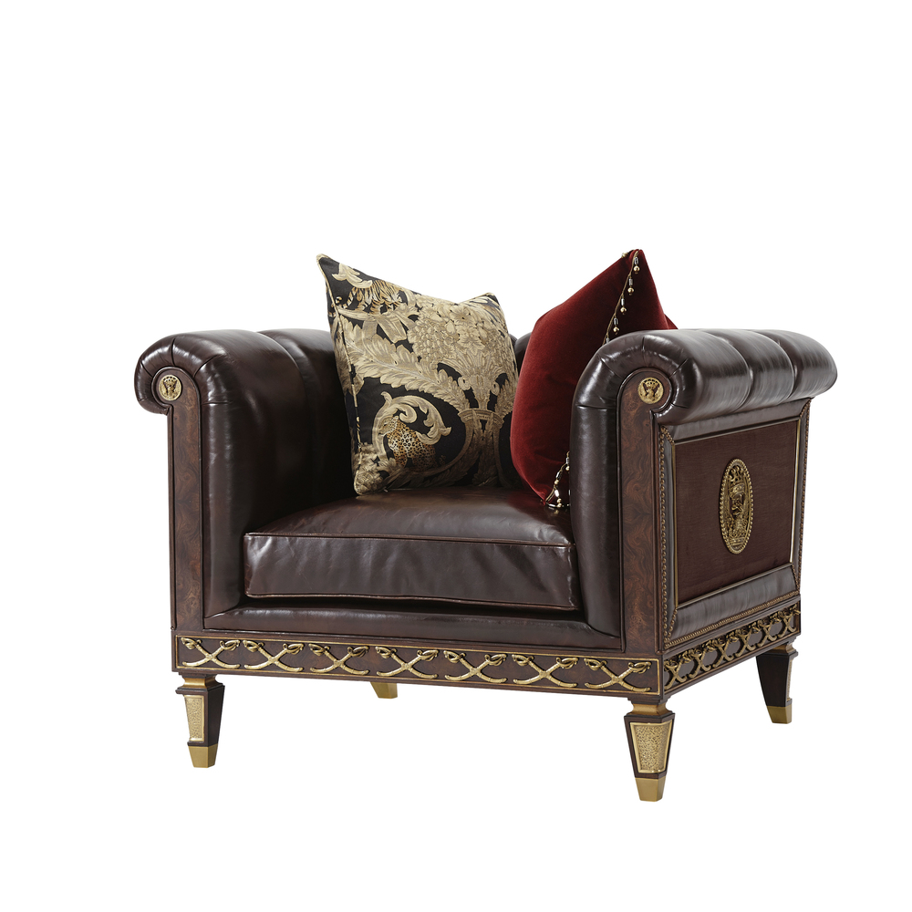 Theodore Alexander - Lydia Upholstered Chair
