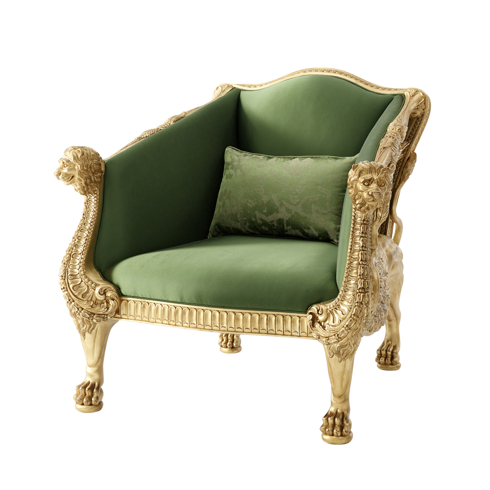 Theodore Alexander - Painted Room Chair