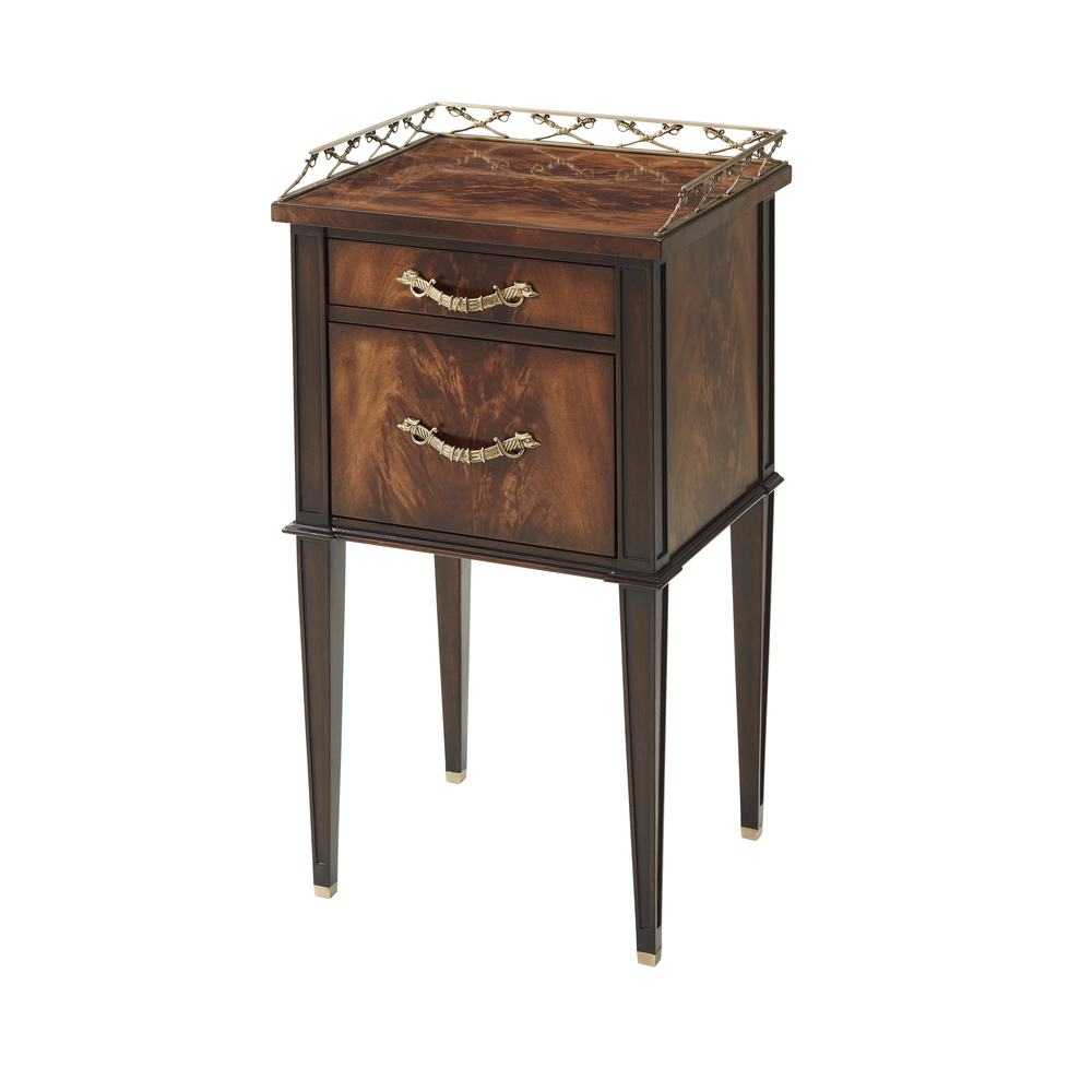 Theodore Alexander - The Admiralty Accent Table