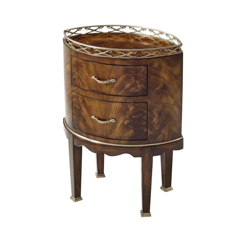 Theodore Alexander - Pastille Accent Table