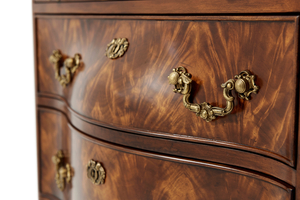 Thumbnail of Theodore Alexander - India Silk Bedside Nightstand
