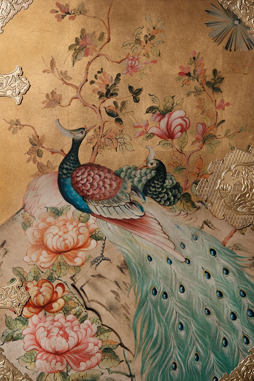 Theodore Alexander - Peacock Cabinet