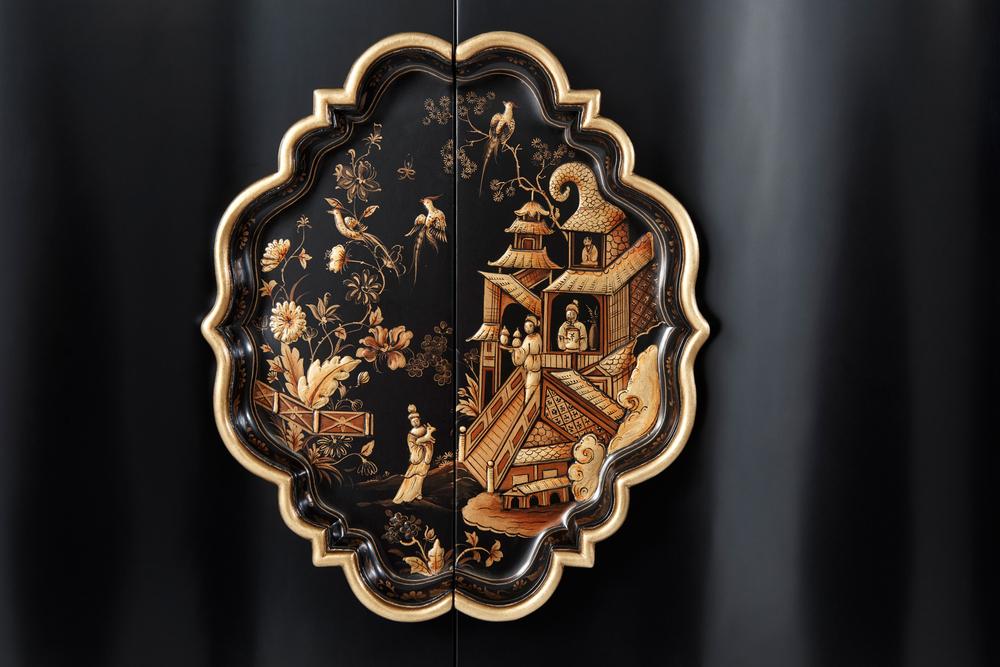 Theodore Alexander - Medallion Sideboard