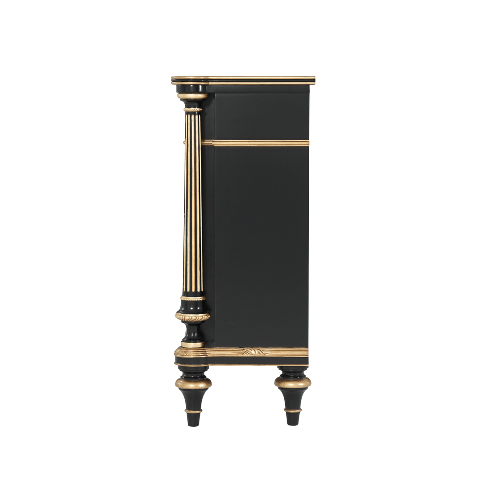 Theodore Alexander - Daguerre Chinoiserie Cabinet