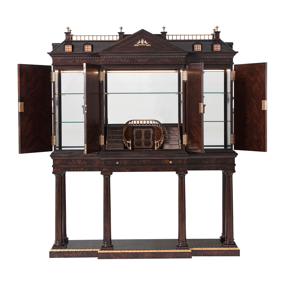 Theodore Alexander - The Holland Bar Cabinet