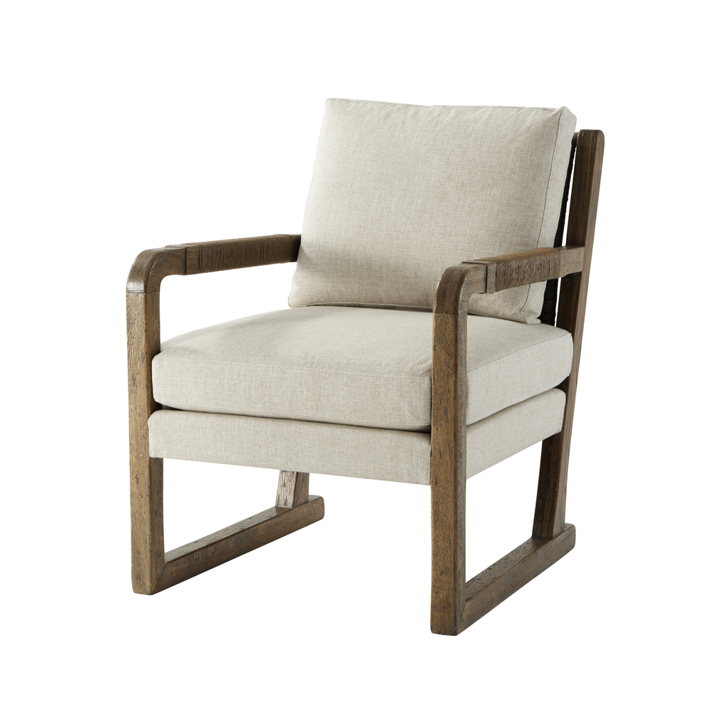 Theodore Alexander - Cabell Upholstered Chair