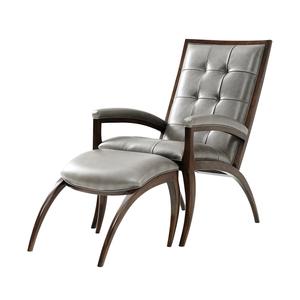 Thumbnail of THEODORE ALEXANDER - Arc Chair & Ottoman