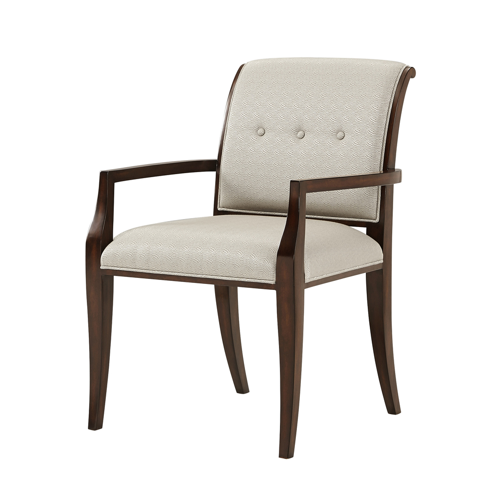 Theodore Alexander - Snappy Arm Chair