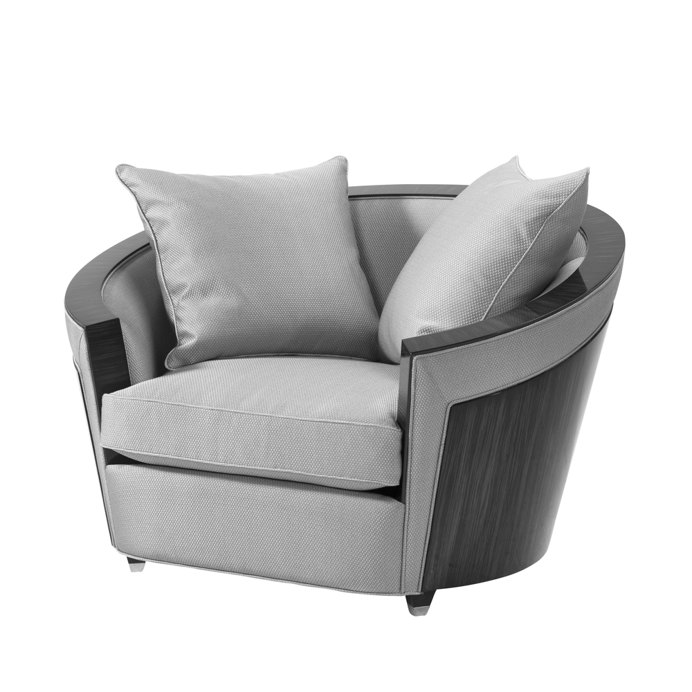 Theodore Alexander - Surround Upholstered Chair