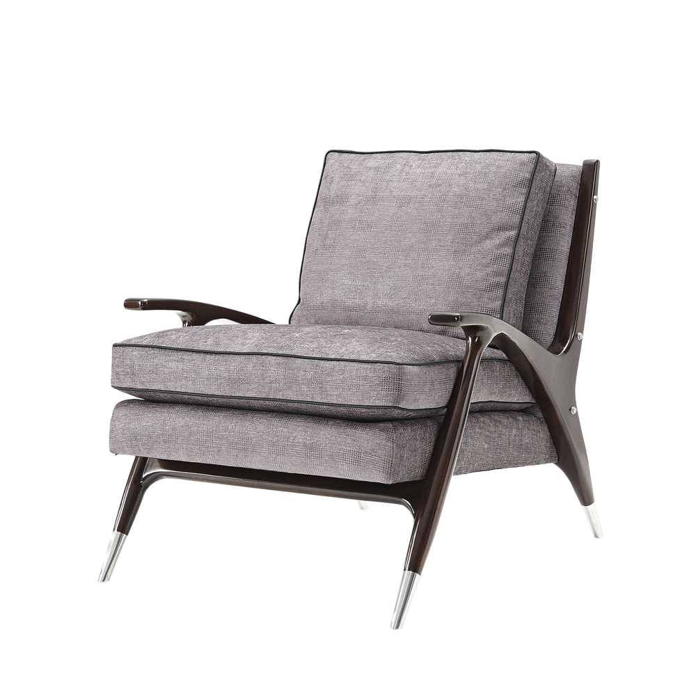 Theodore Alexander - Stature Upholstered Chair