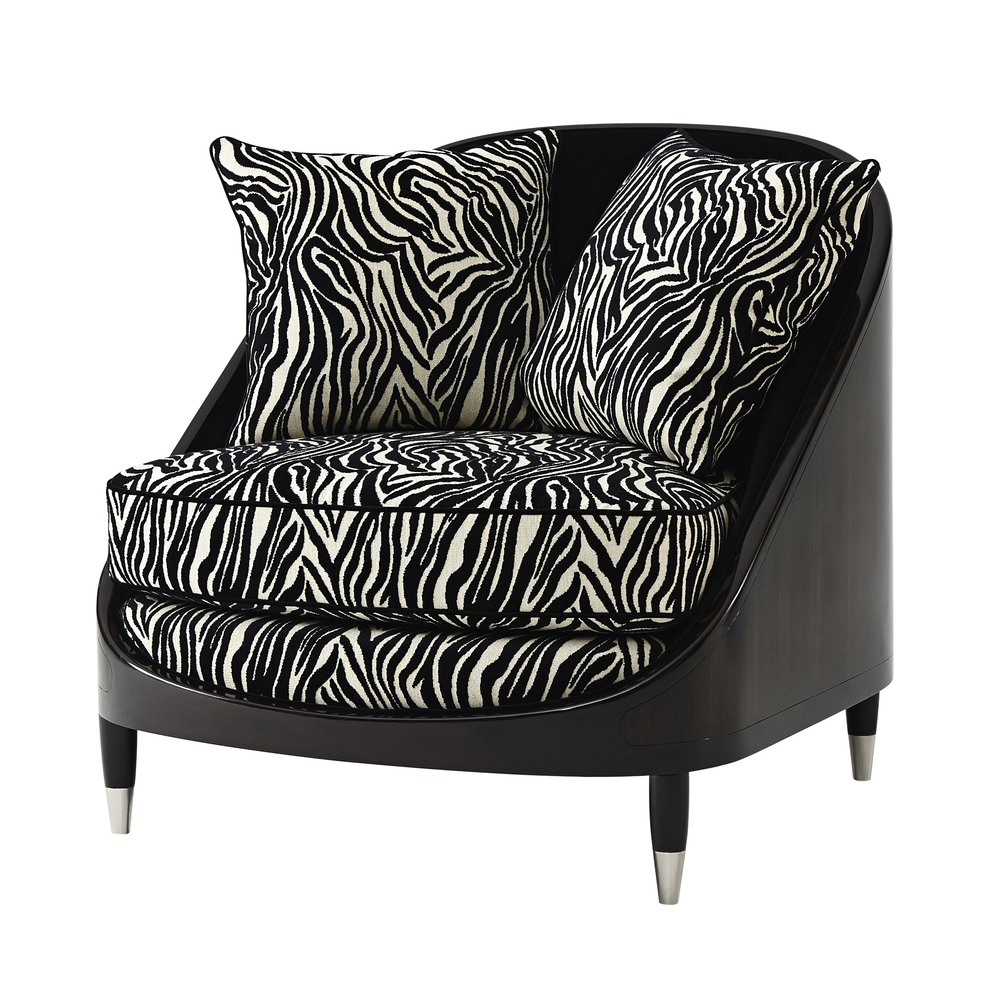 Theodore Alexander - Ease Upholstered Chair