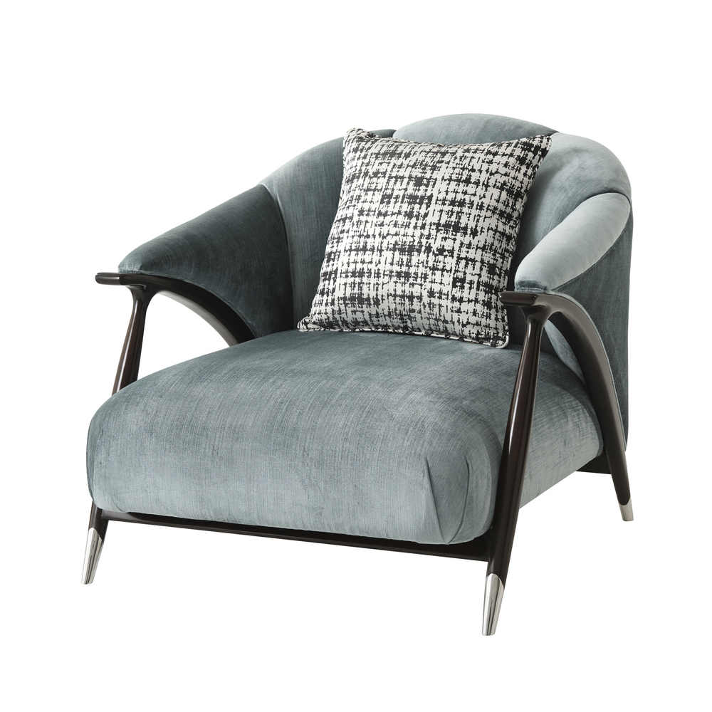 Theodore Alexander - Forward Arm Chair
