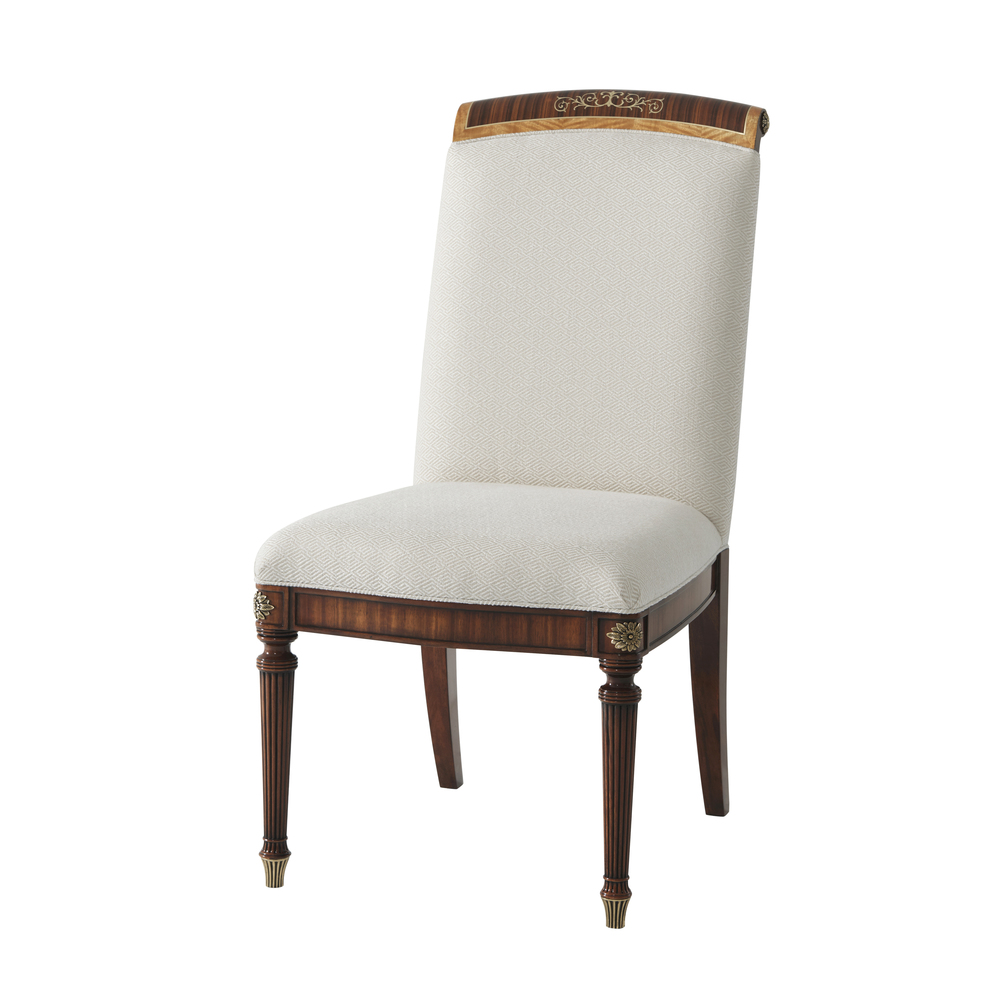 THEODORE ALEXANDER - Walcot Side Chair