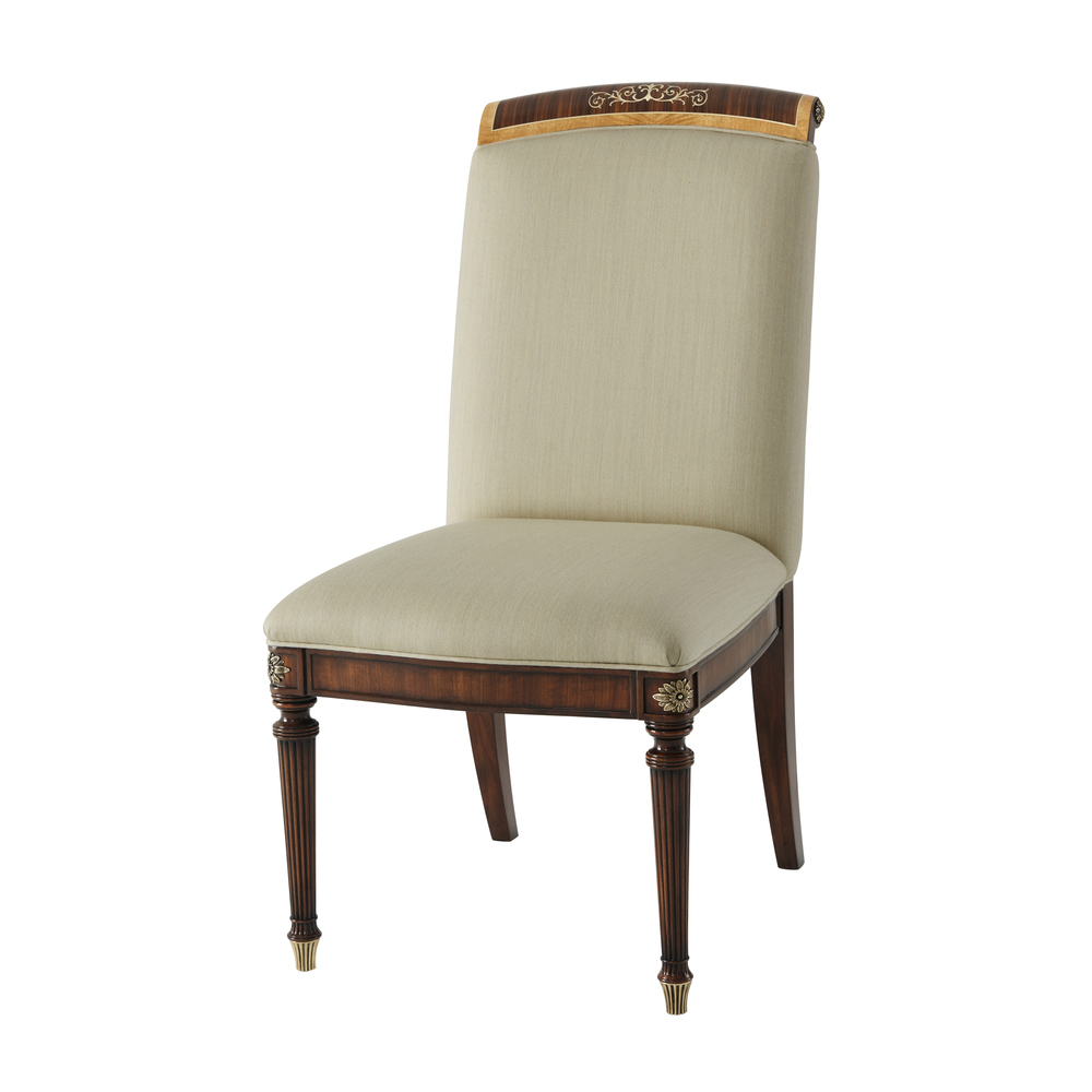 THEODORE ALEXANDER - Walcot Side Chair