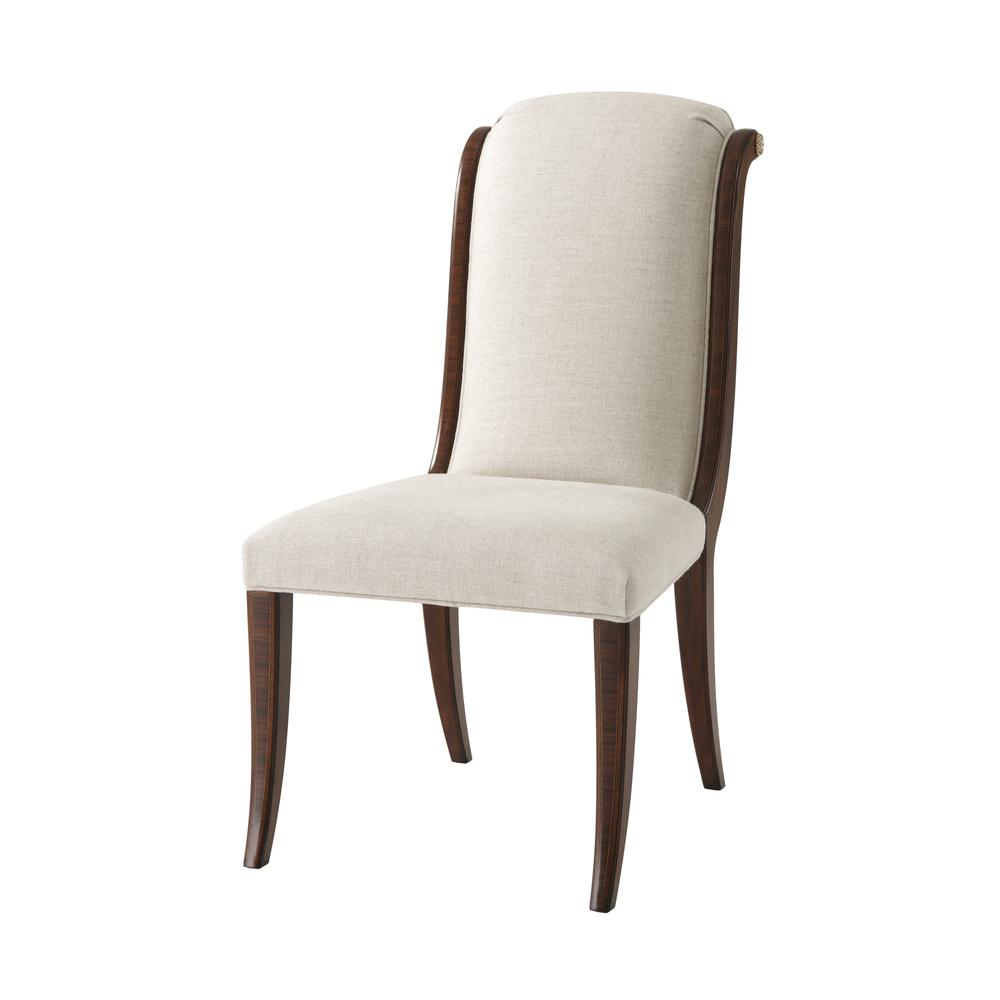Theodore Alexander - Chandler Side Chair