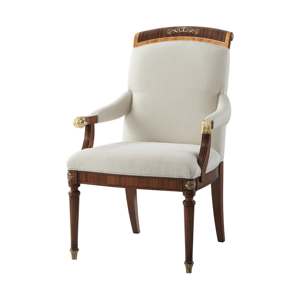 Theodore Alexander - Walcot Arm Chair