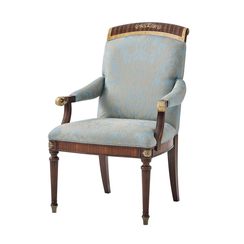 Theodore Alexander - Walcot Arm Chair
