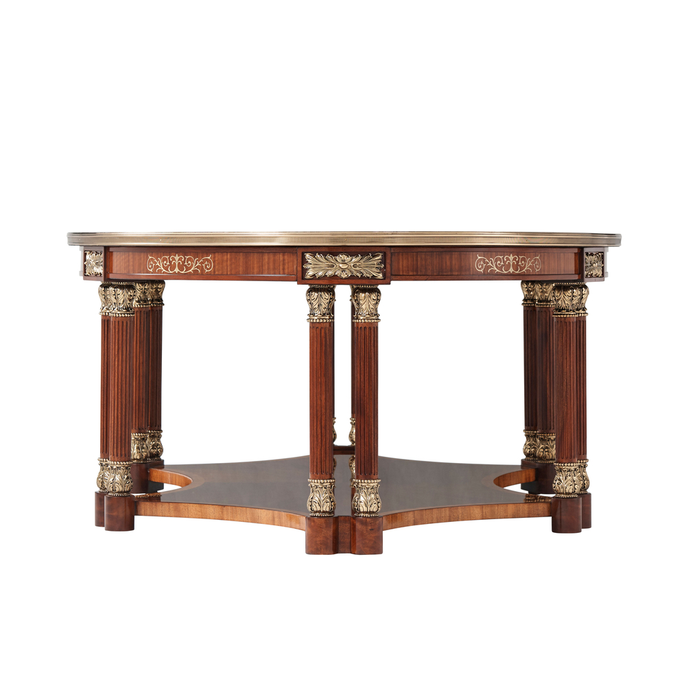 Theodore Alexander - Paulette Cocktail Table