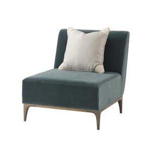 Thumbnail of Theodore Alexander - Covet Deep Desire Armless Chair