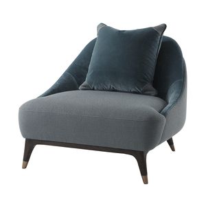 Thumbnail of Theodore Alexander - Covet Deep Desire Upholstered Chair