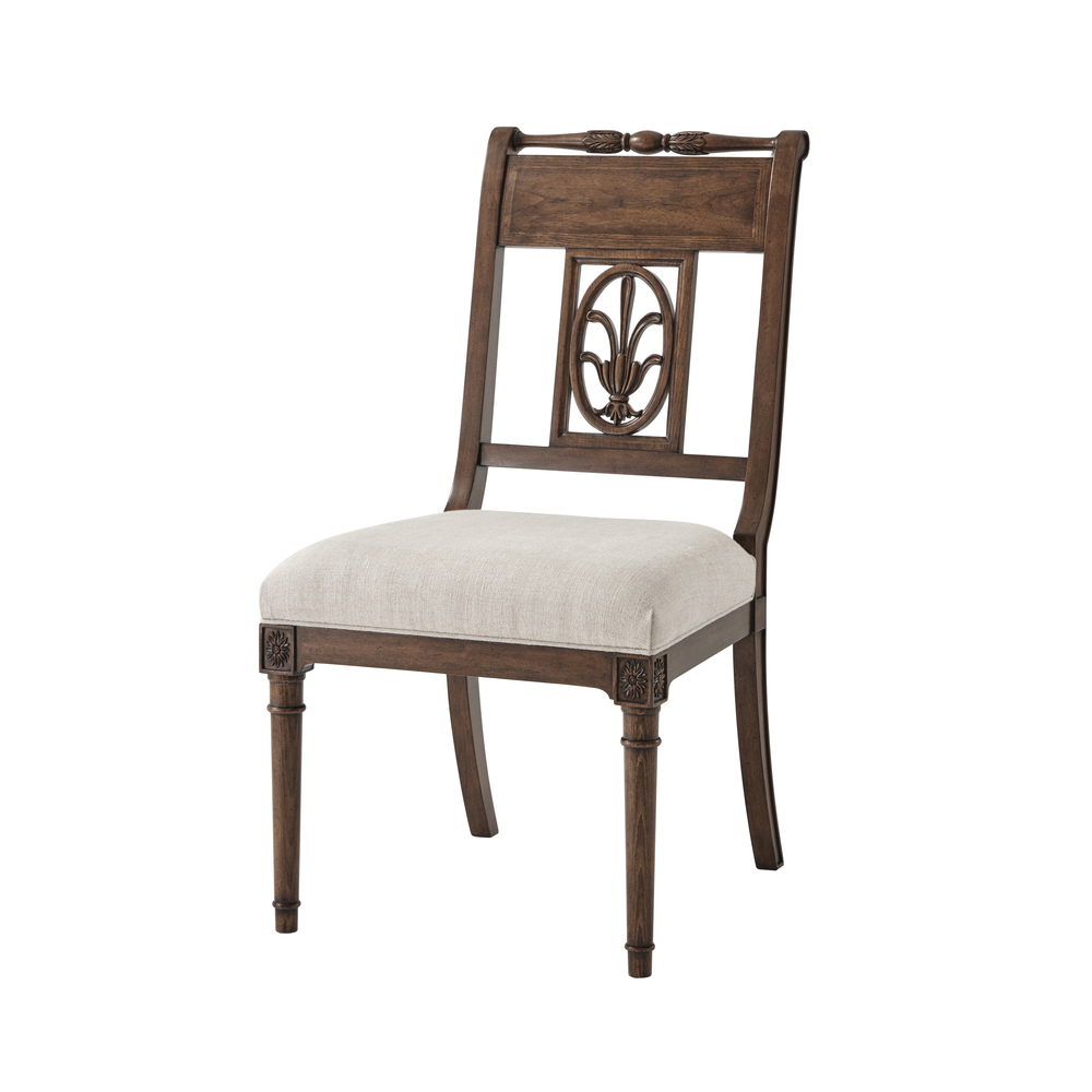 Theodore Alexander - The Iven Dining Side Chair