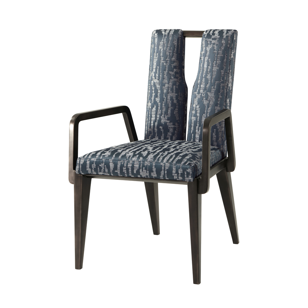 THEODORE ALEXANDER - Gateway Arm Chair