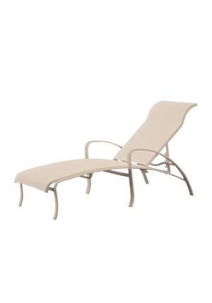 Thumbnail of Tropitone Furniture - Chaise Lounge with Arms