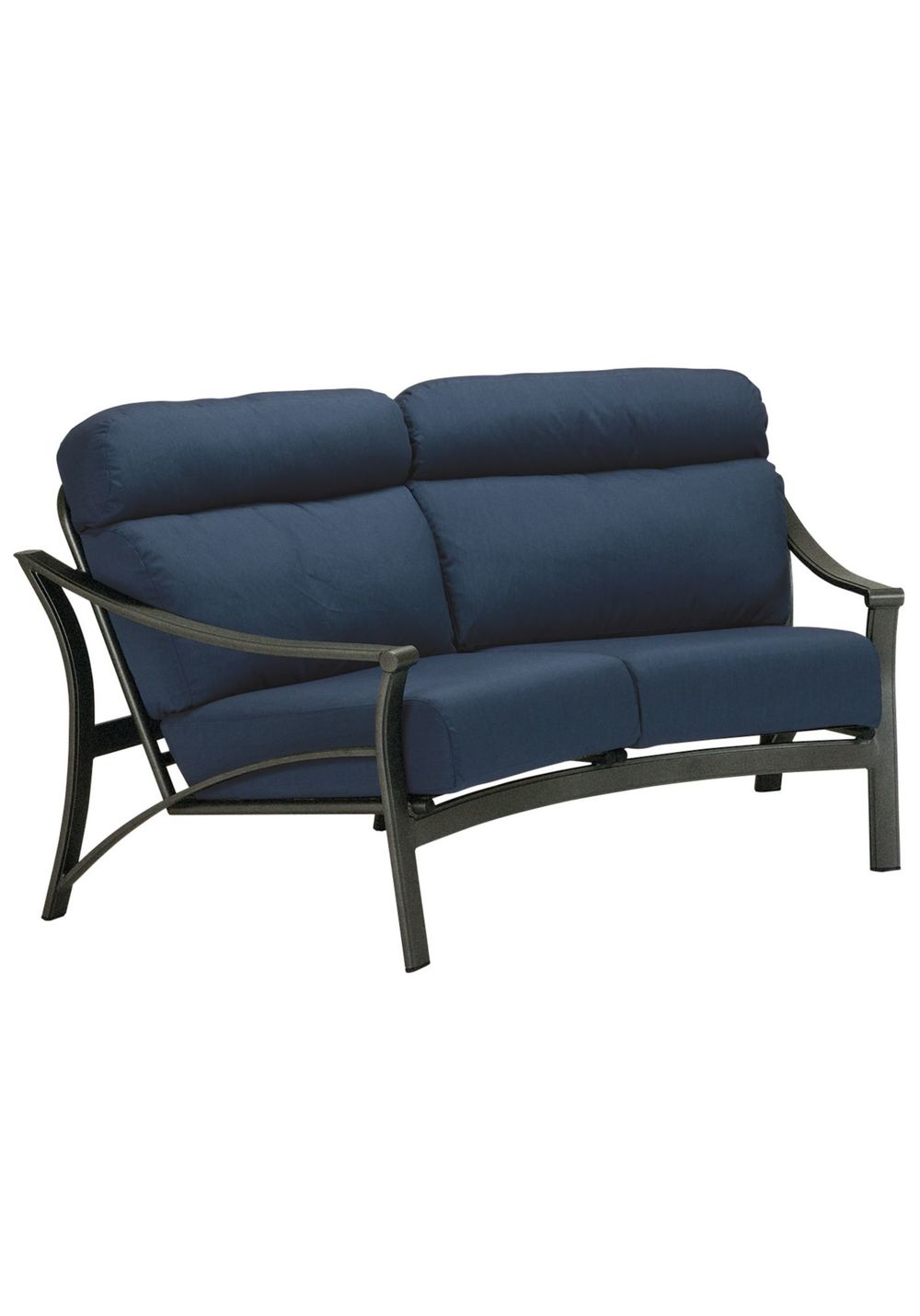 Tropitone Furniture - Crescent Loveseat