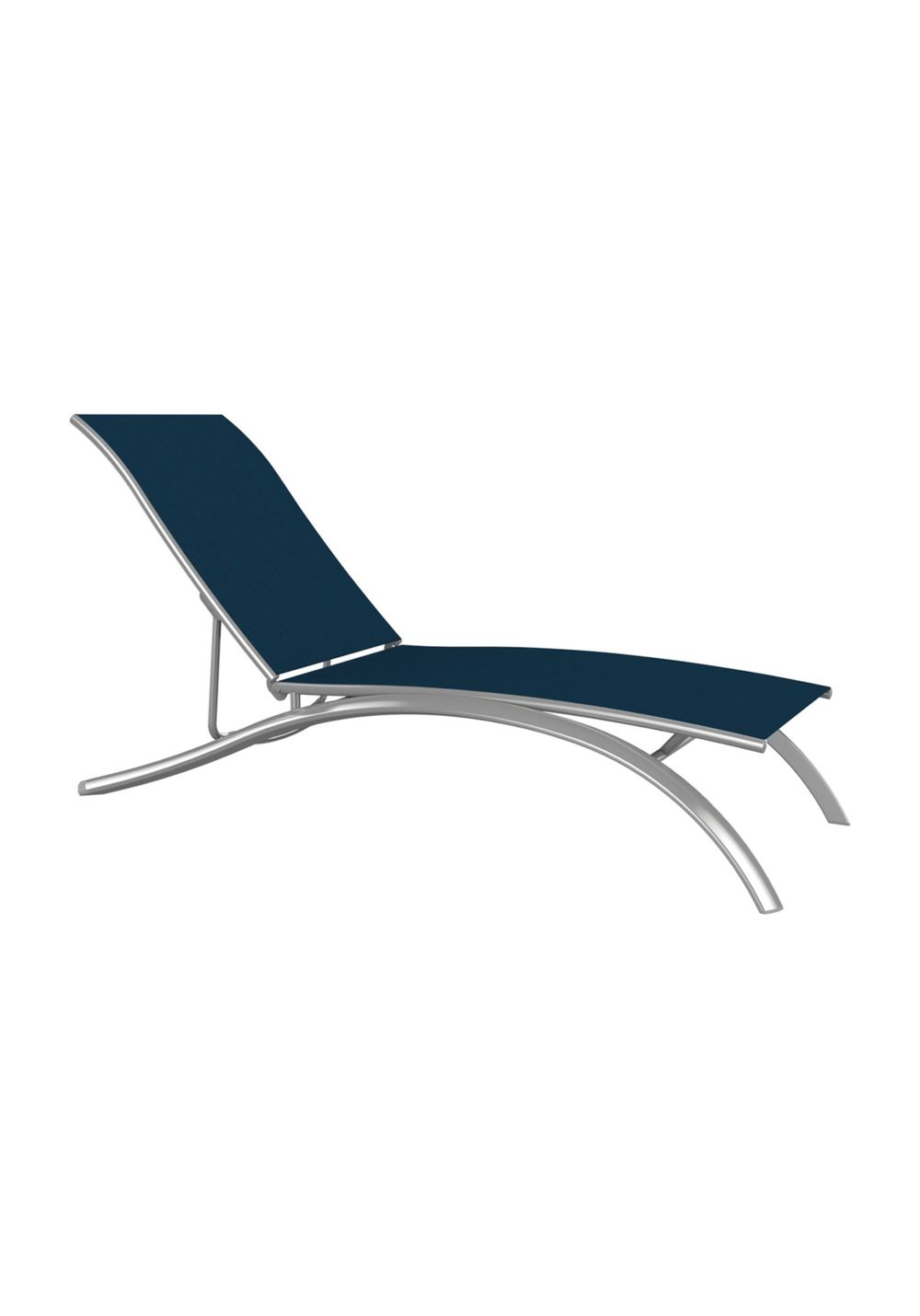 Tropitone Furniture - Elite Chaise Lounge, Armless