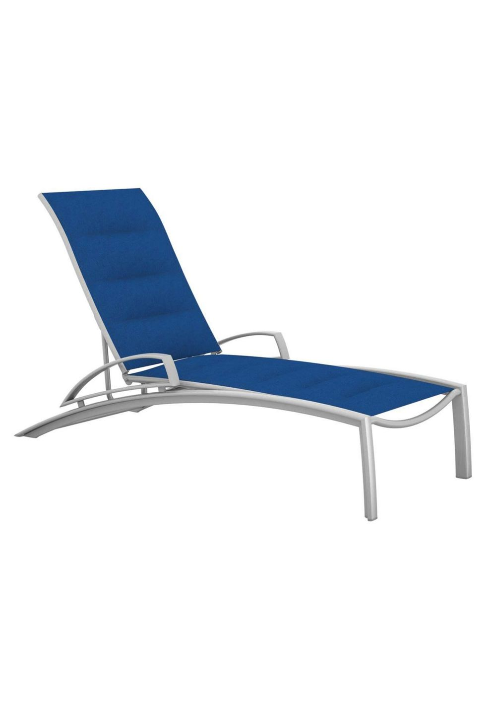Tropitone Furniture - Chaise Lounge with Arms