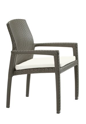 Thumbnail of Tropitone Furniture - Dining Chair with Seat Pad