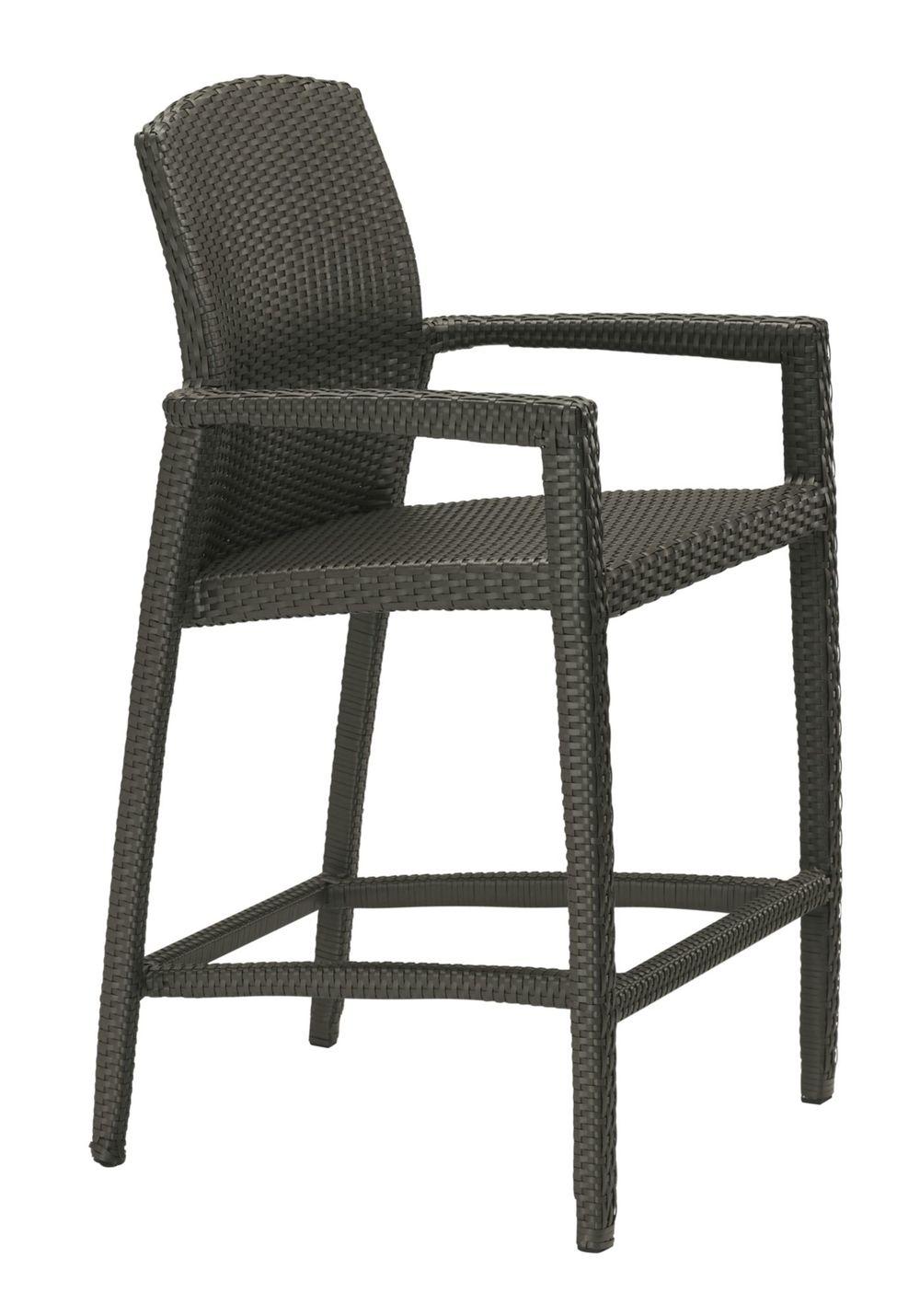 Tropitone Furniture - Stationary Bar Stool