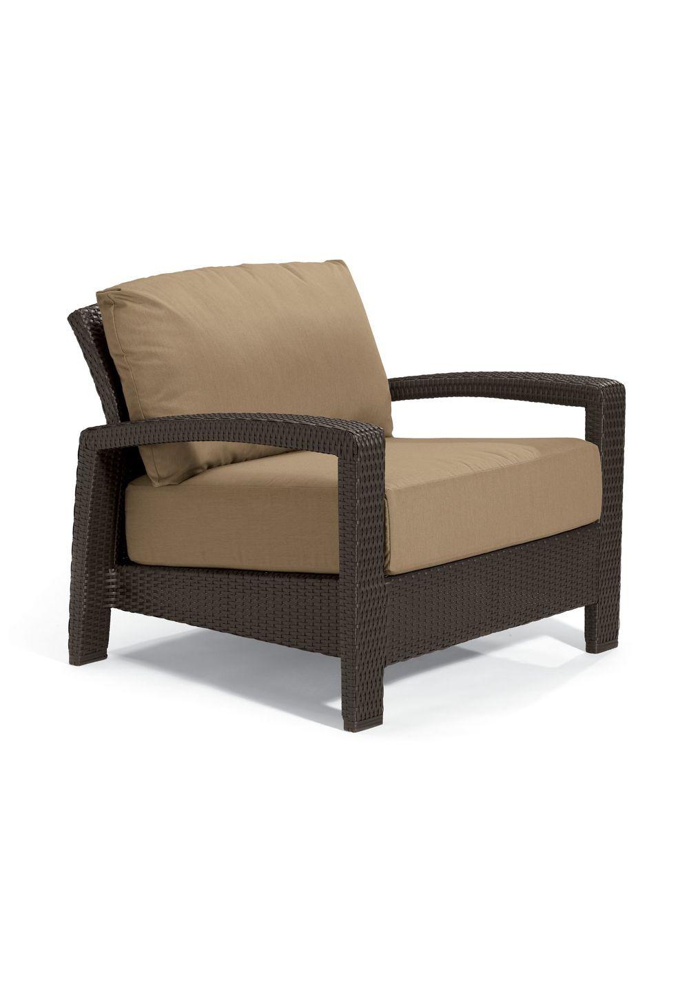 Tropitone Furniture - Arm Chair