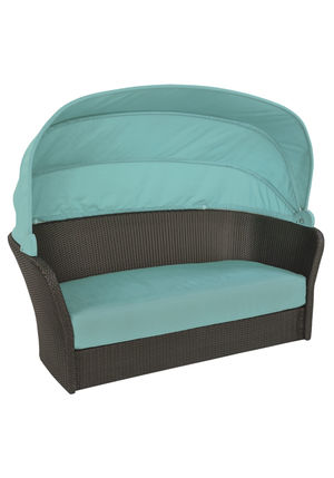 Thumbnail of Tropitone Furniture - Lounger with Shade