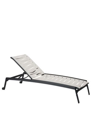 Thumbnail of Tropitone Furniture - Chaise Lounge with Wheels
