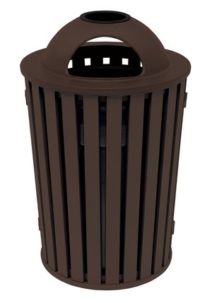 Thumbnail of Tropitone Furniture - District Round Waste Receptacle